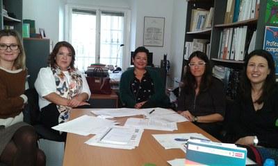 Visita de la investigadora Valentina Viego, especialista en Econometría de la Universidad Nacional del Sur, Argentina