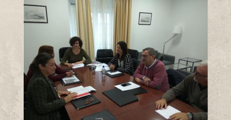 Visita y seminario de María Luz Ruffini, doctoranda en la Universidad de Villa María (Argentina)