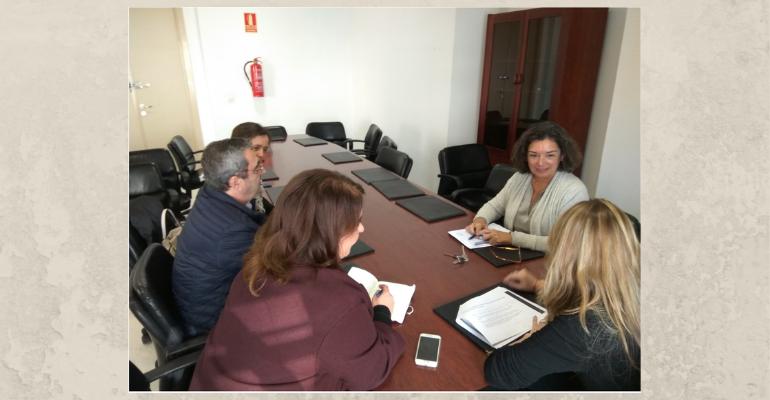 Visita y conferencia de la Doctora Rebeca Cena, Becaria Posdoctoral en el Consejo Nacional de Investigaciones Científicas y Técnicas (CONICET) y en la Universidad Nacional de Villa María (Argentina)