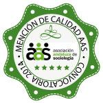 Acto de Menciones de Calidad de la Asociación Andaluza de Sociología